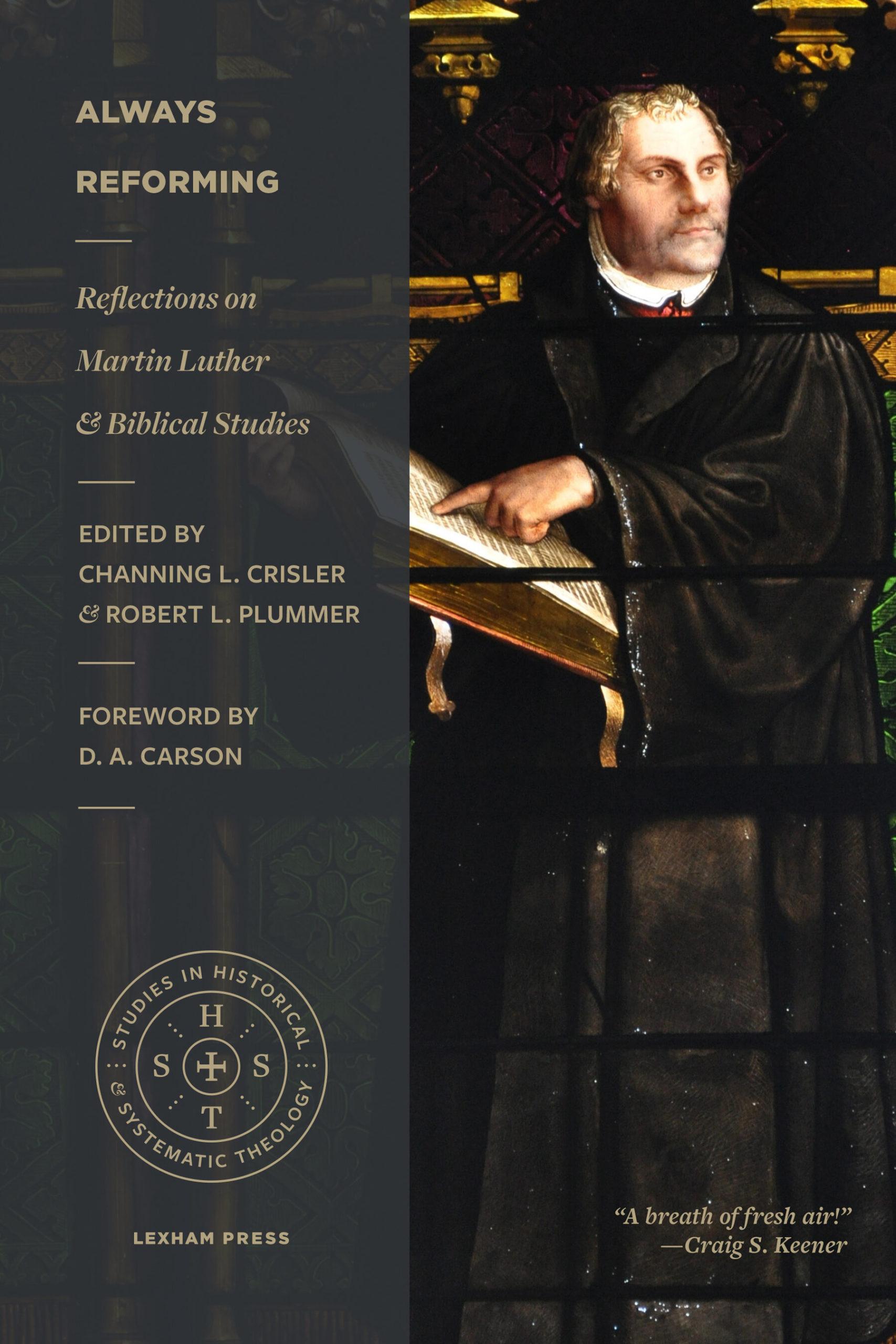 Book Blurbs: Festschrift for Mark Seifrid