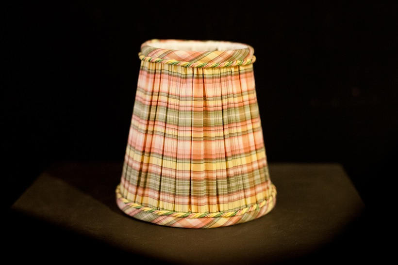 Image 4 MG Pleated Hex Chand Shade