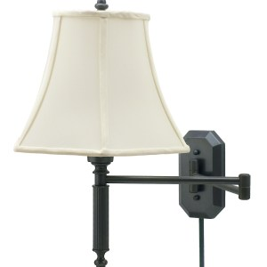 WS-706-OB_House of Troy Swing Arm Wall Lamp in Old Bronze