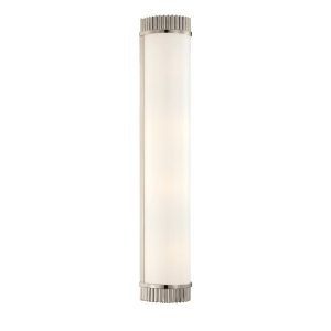 563-PN_Hudson Valley Benton 4-Light Light Bar in a Polished Nickel Finish - ADA
