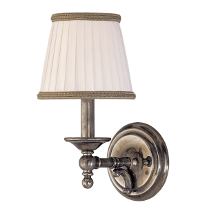 7701-HN_Orchard Park Single Light Pendant in an Historic Nickel Finish