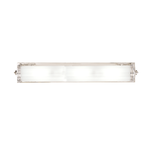 953-PN_Hudson Valley Bristol 4-Light Bath Light Bar in a Polished Nickel Finish