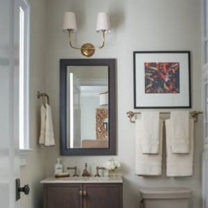2 Light Bath Sconces