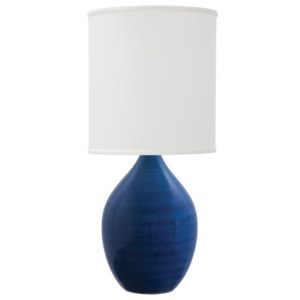House of Troy Scatchard 20.5″ Stoneware Table Lamp GS201