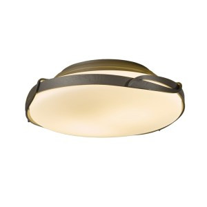 Flora Two-Light Flush Mount Ceiling Fixture