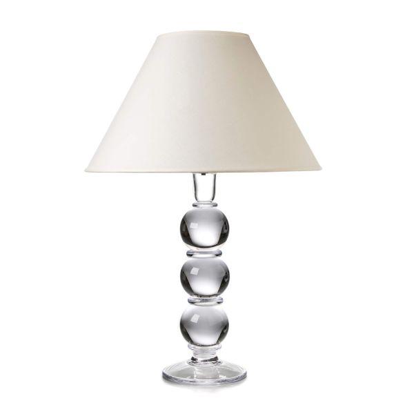 1331_Simon Pearce Blown Glass Hartland Table Lamp - Large