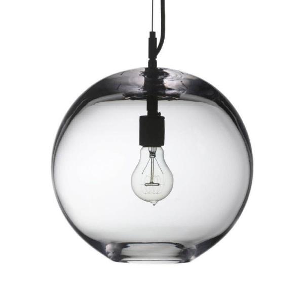 5033 Simon Pearce Hampton Blown Glass Single Light Pendant