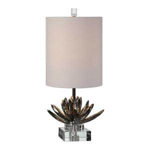 29256-1_Uttermost Silver Lotus Accent Lamp