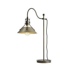 272840-SG-05-Hubbardton Forge Henry Table Lamp in Bronze