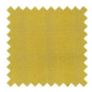 L517 - Dupioni Silk Fabric in Buttercup