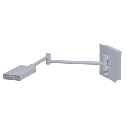 G575-WT_House-of-Troy-Generation-5-LED-Swing-Arm-Wall-Lamp-in-a White Finish