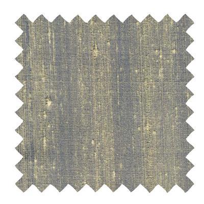 L517 - Dupioni Silk Fabric in Silver