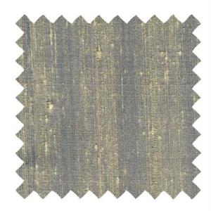 L517 - Dupioni Silk Fabric in Silver