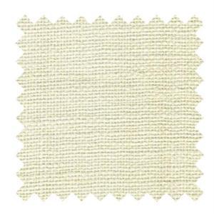 L520 - Open Weave Burlap Fabric in White