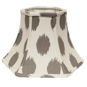 Hexagon Bell Hardback Lampshades