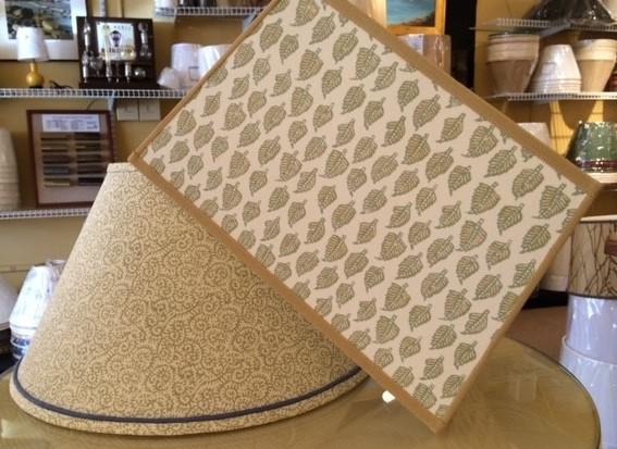 Hardback Custom Lampshades