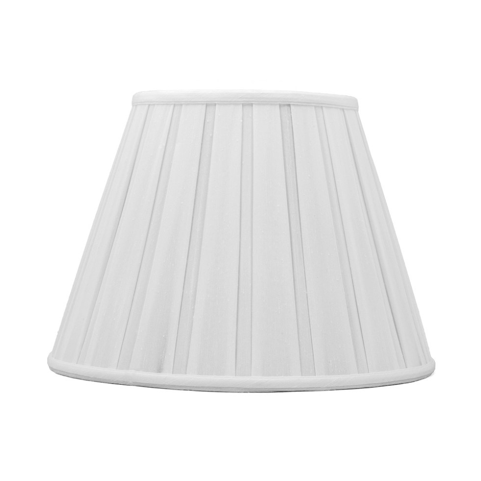 Wide Spaced Pleat