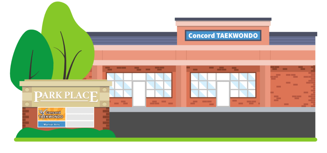 Concord Taekwondo Exterior Ilustration