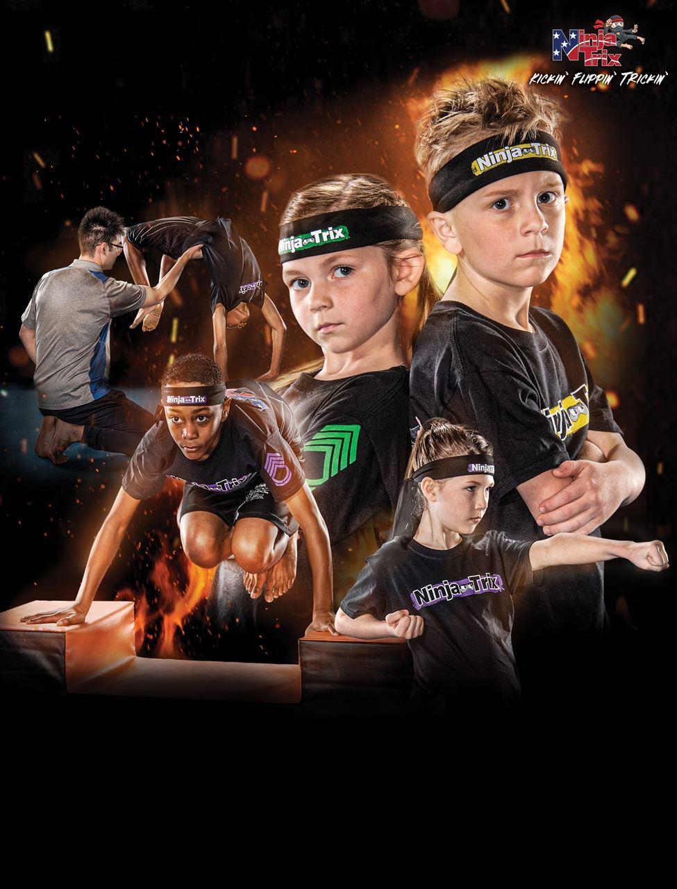 Two Kids Martial Arts Students at Concord Taekwondo