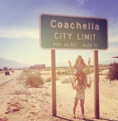 Coachella! - fonte Pinterest