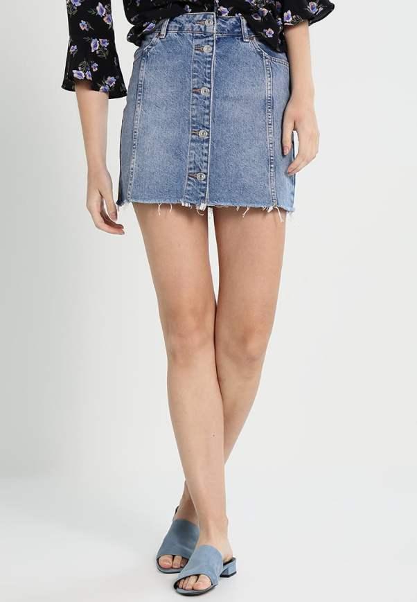 Gonna in jeans Zalando 2