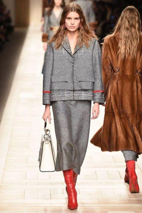 tweed Fendi