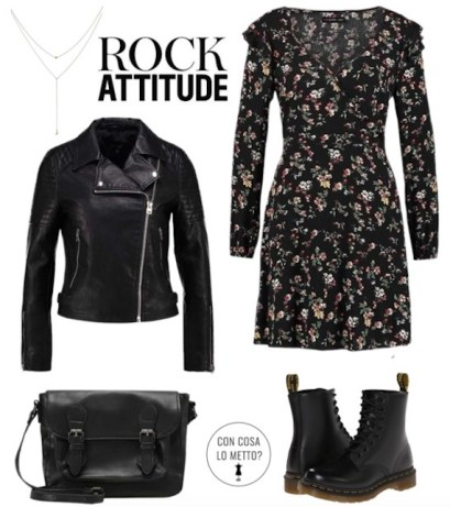 Rock attitude