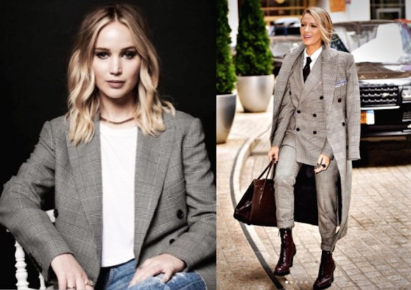 Copia il look - Jennifer LAwrence