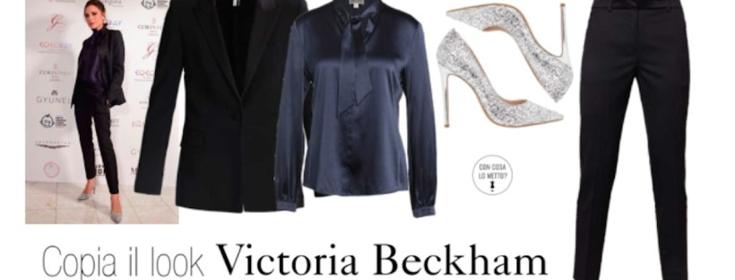 Copia il look Victoria Beckham