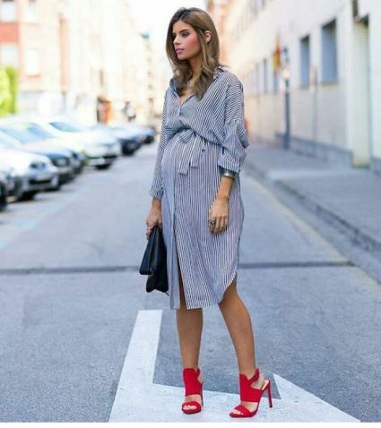 Look da gravidanza: pancioni versione streetstyle4