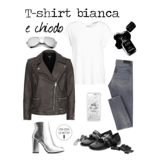 Come abbinare la t-shirt bianca: 3 look per voi!6
