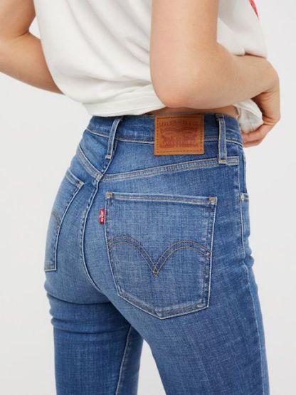 Jeans: miniguida su come scegliere quello perfetto high waisted
