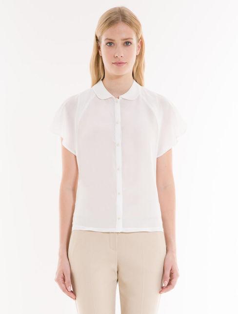 La camicia bianca: 10 consigli di shopping per voi - modello  Max&co popcorn.jpg