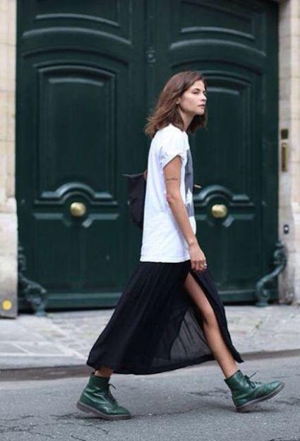 La gonna lunga: come indossarla?5
