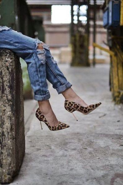 I 13 errori delle donne - leopardato