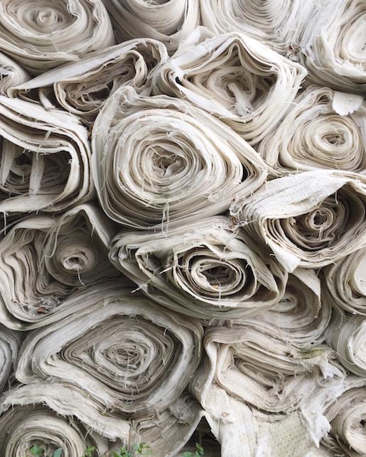 Fibre tessili riciclate e rigenerate