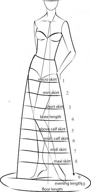 I modelli di gonna: come scegliere quella giusta