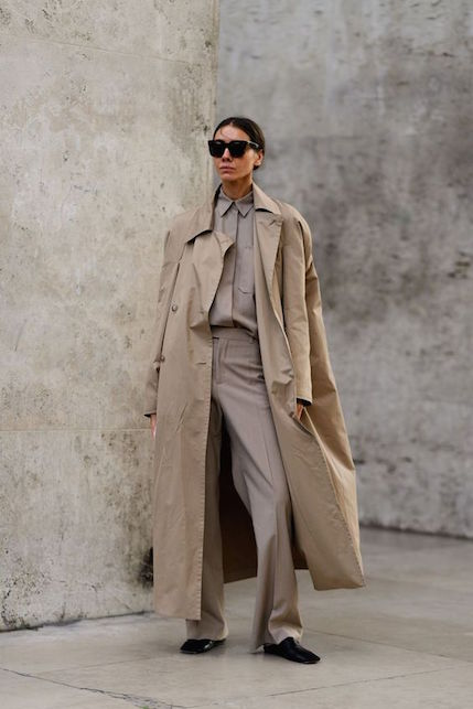 Come indossare il trench e come scegliere quello perfetto