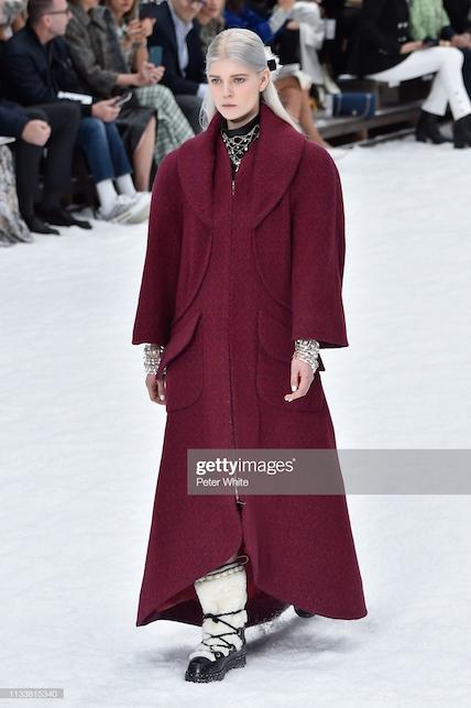 Tendenze colore autunno inverno 2019/2020 - Chanel
