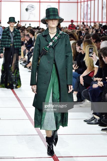 Tendenze colore autunno inverno 2019/2020 - Dior