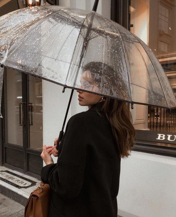 Cosa mettere quando piove