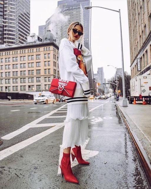 Abbina al meglio il tuo vestito rosso - Donnamoderna