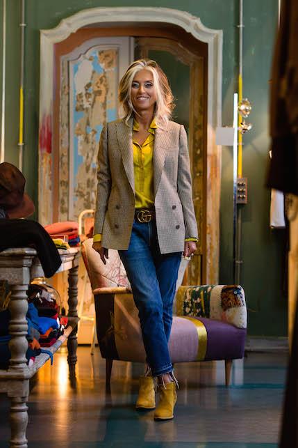 Vestirsi con stile dopo gli anta: intervista a Paola Marella