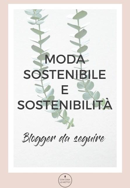 moda sostenibile blog da seguire