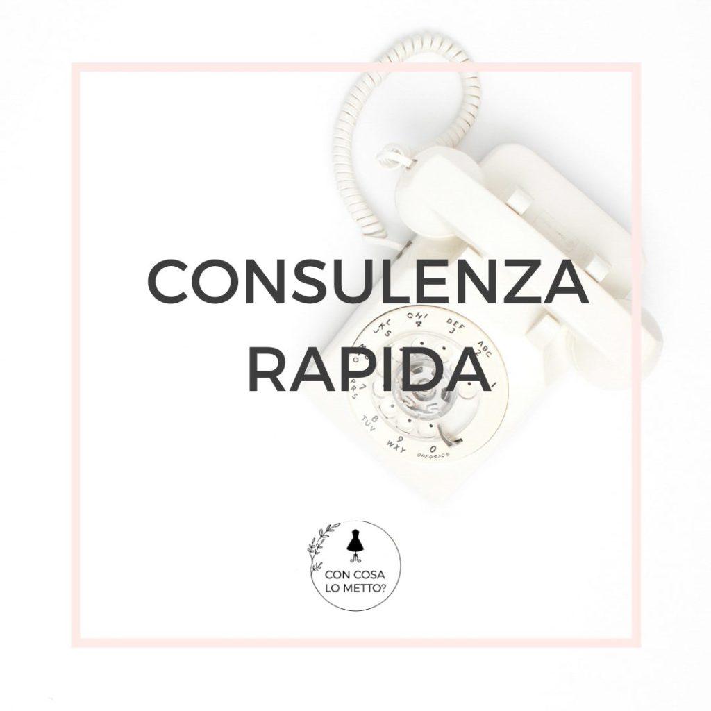 consulenza rapida