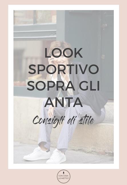 Stile sportivo dopo gli anta: consigli di look