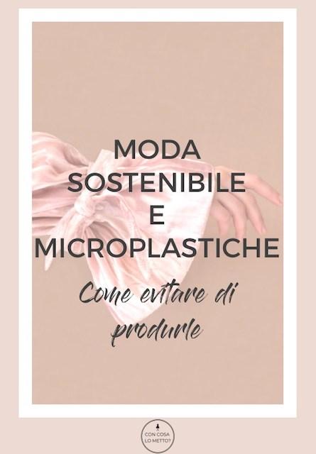 come limitare le microplastiche in lavatrice