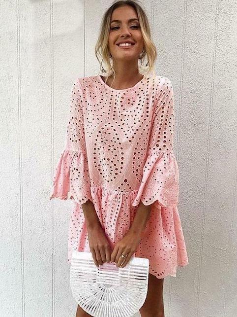 Come indossare il Sangallo d'estate: idee di look