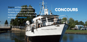 Gagner un Escapade dans la autique Rivière Richelieu Sud du Lac Champlain et nuitée