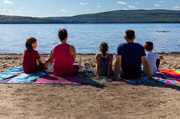 À GAGNER:Un forfait-séjour au Parc national du Lac-Témiscouata   500$